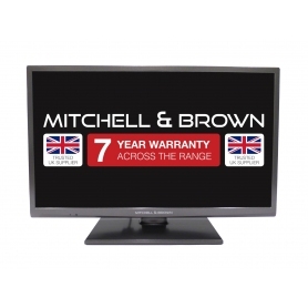 "Mitchell & Brown 28"" LED TV"